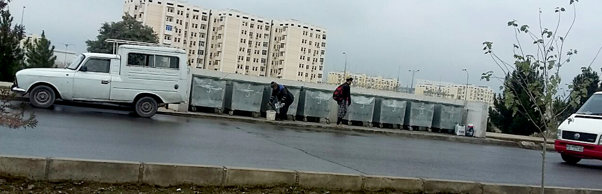 Turkmenistan: Poverty Drives Ever More People to Beg on Streets, Despite Official Claims of Improving Standard of Living