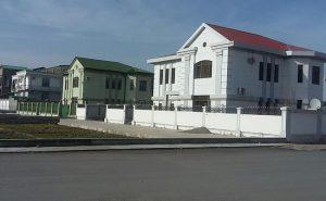Turkmen Construction Slump Has Builders Heading for Uzbekistan