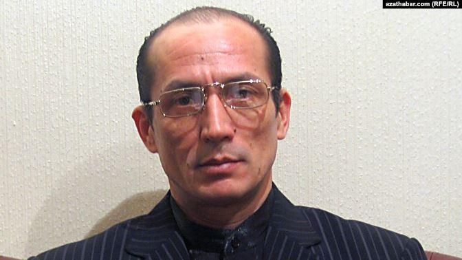 International Community Should Urgently Intervene on Behalf of Turkmen Political Prisoner Gulgeldy Annaniyazov