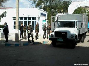 Coronavirus Reaches Turkmen Prisons