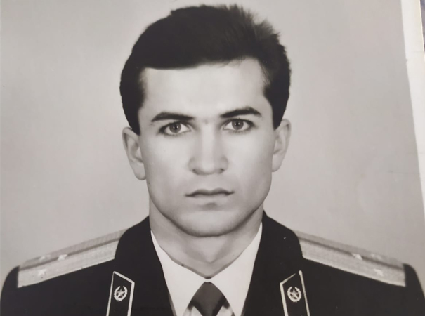 Still No News of Jailed Turkmen Major as Family Mark His 50th Birthday