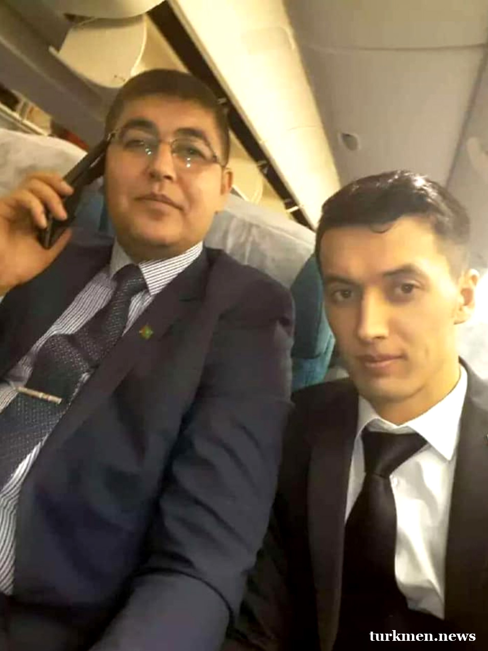 Student Omruzak Umarkuliev is Flying to Turkmenistan. Lured There On False Pretences, He's Been Sentenced to a Lengthy Prison Term