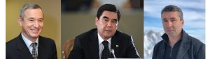 "Cronyism, Russian Influence Behind ""Singapore"" Company's Multi-Million Contract in Turkmenistan"