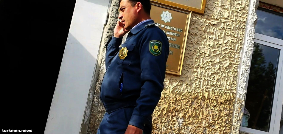 Turkmen Celebrity Arrested on Suspicion of Being Gay