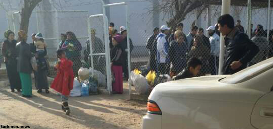 Turkmen Prisons Closed to Visitors for Over Two Months