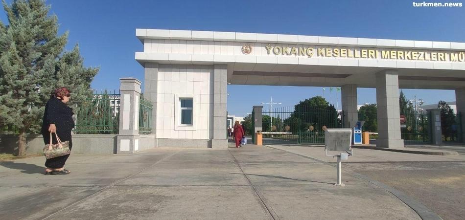 """More Turkmen Hospitals Repurposed to Take """"Pneumonia"""" Cases"""