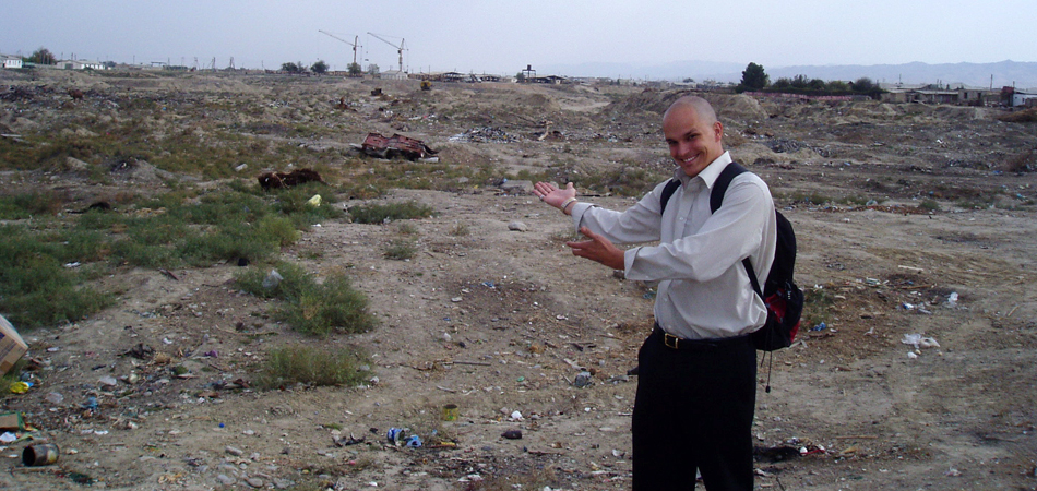 Saving Jahan – Interview with American Novelist Who Spent Two Years in a Turkmen Village