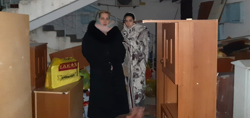 Contact Lost with Ashgabat Resident Thrown Out of Her Home