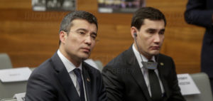 Turkmen Foreign Minister Secretly Meets with French Ambassador as Scandal Brews in Paris
