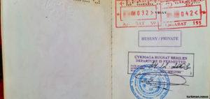 Turkmenistan Mulls Imposition of Exit Visas